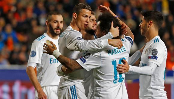 Real Madrid vs APOEL EN VIVO VER EN DIRECTO desde Chipre ONLINE vía FOX Sports por Champions League. (Foto: AFP)