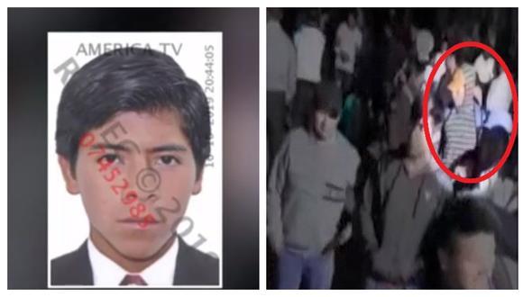 México Abel Arratea Allpas es el principal sospechoso del caso de menor hallada sin vida luego de desaparecer de una fiesta patronal. (Captura: América Noticias)