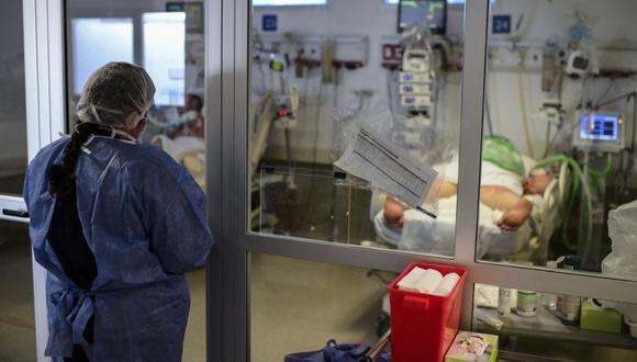 Coronavirus en Argentina | Últimas noticias | Último minuto: reporte de infectados y muertos hoy, jueves 10 de junio del 2021 | Covid-19 | (Foto: RONALDO SCHEMIDT / AFP).