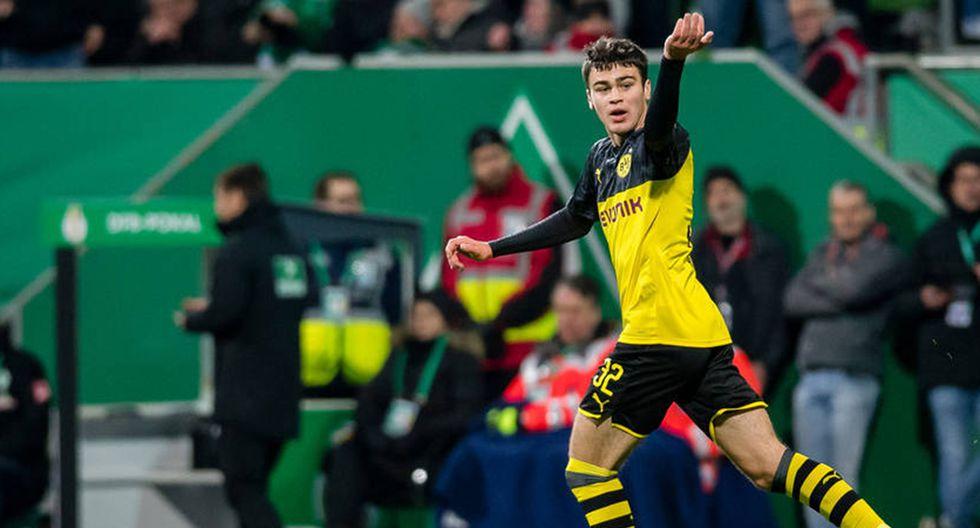 Giovanni Reyna fue parte de la victoria de Dortmund ante PSG luego de asistir a Erling Haaland y con 17 años se perfila a ser una de las apuestas del equipo alemán. Asimismo, puede jugar por cuatro selecciones.