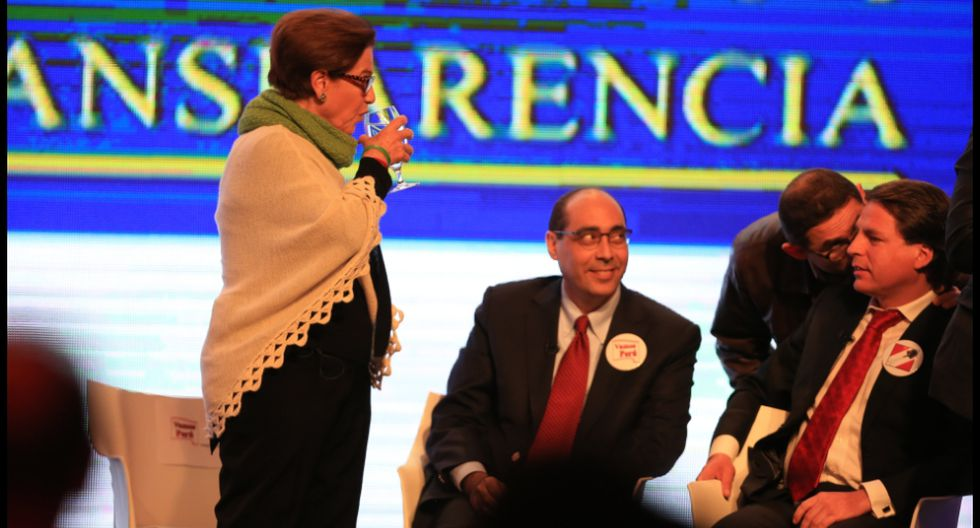 Los 13 candidatos a la Alcaldía de Lima en el debate del JNE - 7
