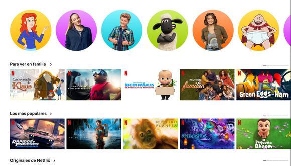 Netflix lanzó sus nuevos controles parentales para restringir el acceso de los niños a contenido para adultos.