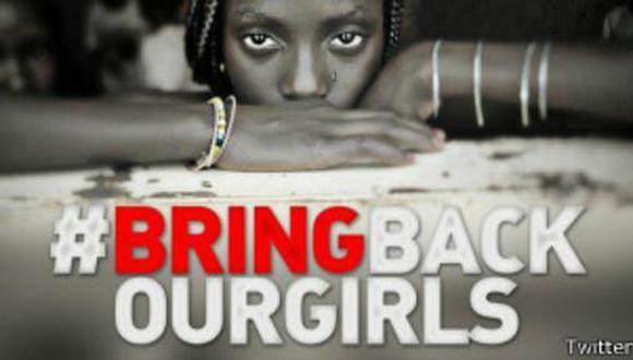 La campaña surgió en Nigeria.