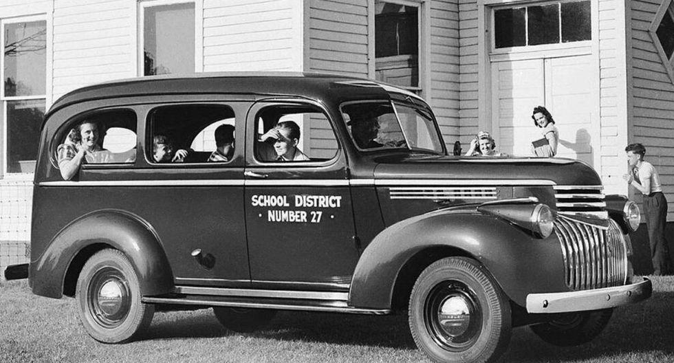 El Gen 2 apareció en 1941. (Foto: Chevrolet)