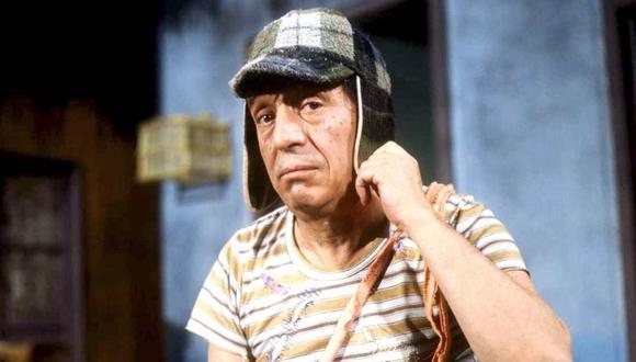 Roberto Gómez Bolaños, más conocido como 'Chespirito'. En la foto, caracterizado como el personaje que le daría fama mundial, el Chavo del 8. (Foto: Televisa)