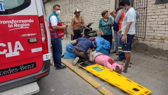 En el caso de los damnificados, 60 están en Sullana. (Foto: GEC)