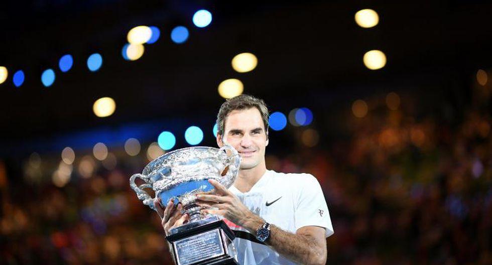 """""""Para que una comparación con Roger Federer sea más o menos justa es necesario buscar en otras disciplinas"""". (Foto: EFE)"""