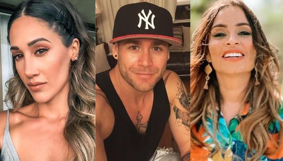 Spheffany Loza se pronuncia sobre posible acercamiento entre su ex 'Pancho' Rodríguez y la conductora Ethel Pozo. (Foto: @tephaloza8/@panchitor_/@lapozo)