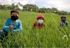 'Mascarilla con Causa': la iniciativa que busca apoyar a que niños de escasos recursos continúen sus estudios