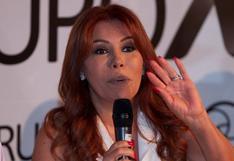 Magaly Medina: la acusan de ocultar 'ampay' a Sheyla Rojas a cambio de entrevista y asírespondió