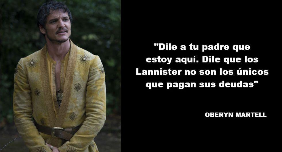 Game Of Thrones Las Mejores Frases De La Cuarta Temporada