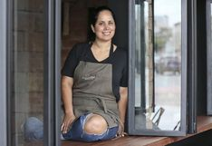 Arlette Eulert, la chef y conductora de tv que comanda una de las cocinas más innovadoras de Lima