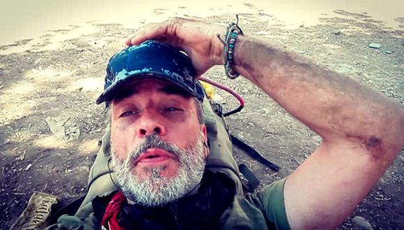 Ferran Barber asegura que las fuerzas de seguridad del Kurdistán iraquí violaron sus derechos humanos. (Foto: Reporteros Sin Fronteras)