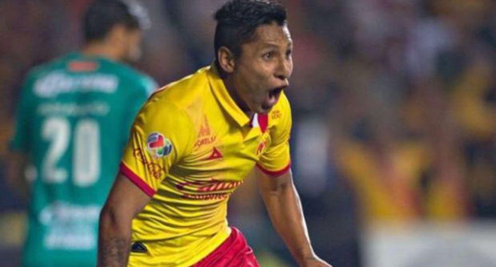 """Raúl Ruidíaz y su mayor sueño: """"Me gustaría jugar en España"""""""