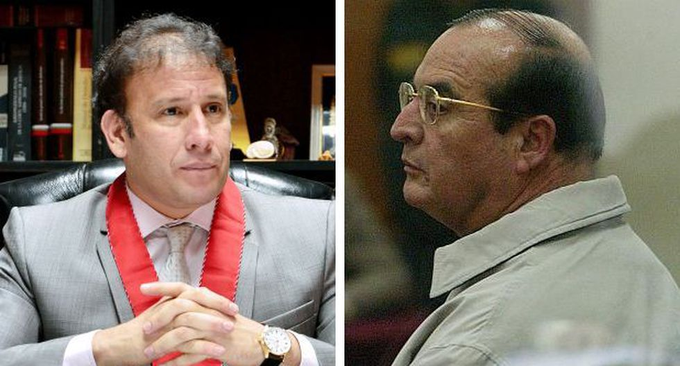 Fiscalía estima que en junio se repatria dinero de Montesinos