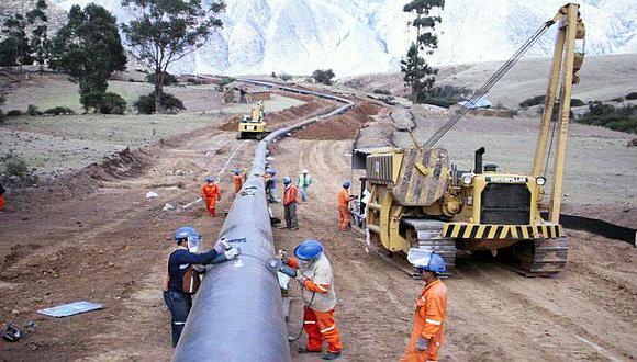 Hoy se entrega la concesión del Gasoducto Sur Peruano