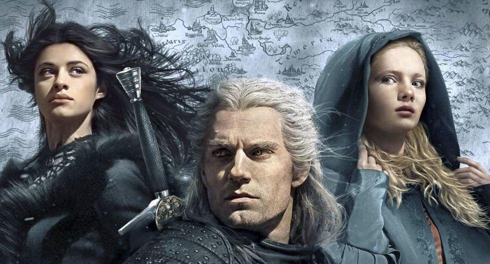 The Witcher: los 10 personajes más poderosos según su uso de la magia (Foto: Netflix)