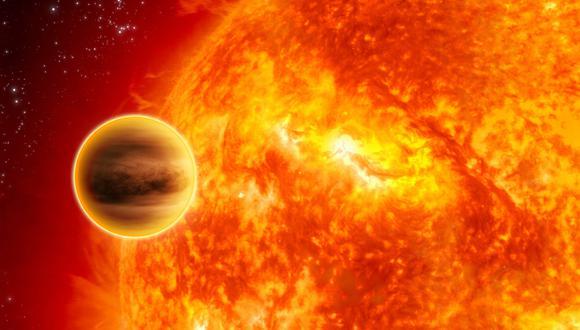 51 Pegasi b tiene aproximadamente la mitad del tamaño de Júpiter y orbita su estrella en aproximadamente cuatro días. (Foto: Pixabay)