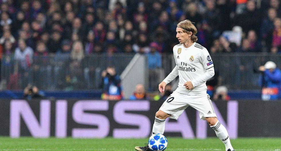 """""""Para el Real Madrid, la Champions League es una fiesta y luce sus mejores galas en estas lides"""". (Foto: AFP)."""