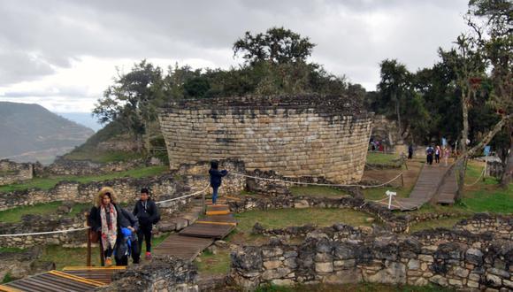 Mediante un comunicado, explicaron que el gobierno peruano autorizó el pasado 24 de enero, a través Decreto de Urgencia Nº 021-2020, la cesión económica del Mincetur al Ministerio de Cultura, para realizar trabajos de investigación y obras de recuperación. (Foto: EFE)