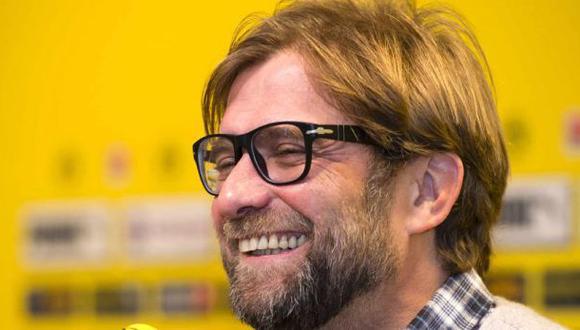 Jürgen Klopp descartó estar interesado en dirigir al Barcelona