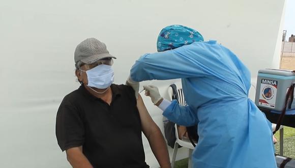 Las campañas de vacunación se vienen efectuando en distintas regiones. (Foto: rede salud Trujillo)