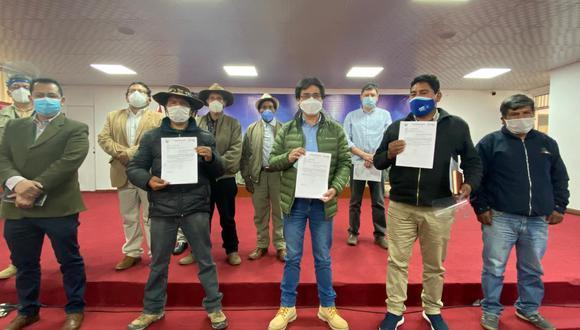 Cusco: Gobierno Regional pide declarar en emergencia el sector agrario en todo el país. (Foto: difusión).