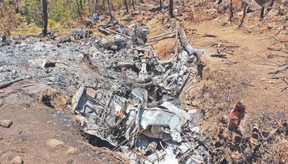 En mayo de, 2015, el Cártel Jalisco Nueva Generación derribó un helicóptero Cougar de la Fuerza Aérea Mexicana. (Foto:CUARTOSCURO/Archivo EL UNIVERSAL, GDA).