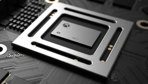 Microsoft revela las especificaciones de Xbox Scorpio