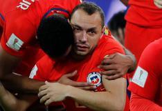 Marcelo Díaz habló tras grave error en gol con el que Alemania ganó la Copa Confederaciones
