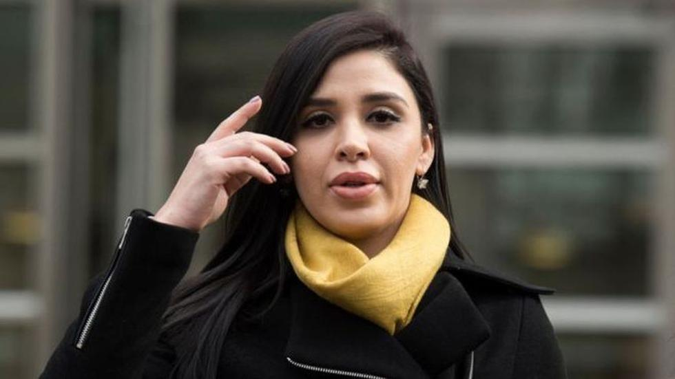 Emma Coronel se casó con Joaquín Guzmán en julio de 2007. (Getty Image)