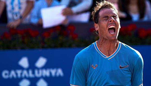 Rafael Nadal debutará este miércoles en el Masters 1000 de Madrid. (Foto: AP)