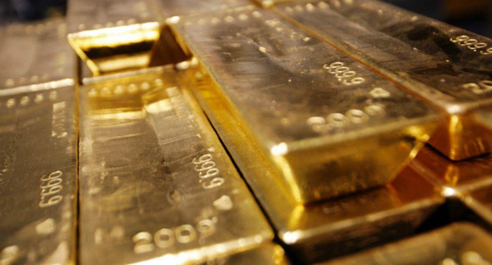 El oro abrió estable el lunes. (Foto: AFP)
