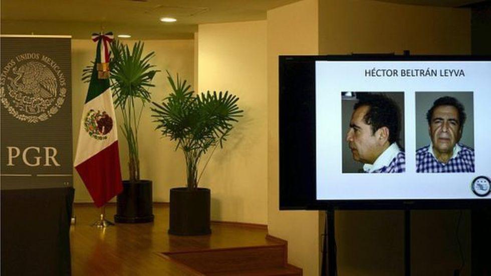 Héctor Betrán Leyva murió el pasado domingo en una cárcel de máxima seguridad del Altiplano.