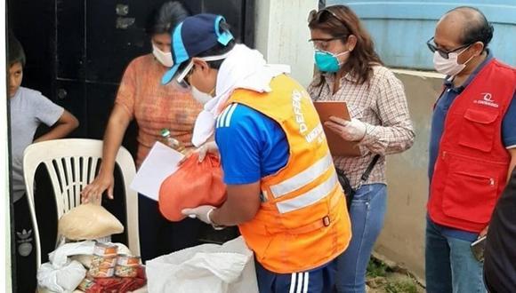 Las autoridad edil estimó que 35 mil familias de escasos recursos no recibieron sus canastas. (Foto: Difusión)