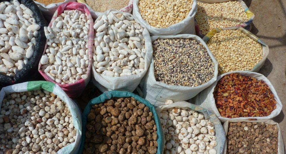 Alimentos peruanos. (Foto: Pixabay)