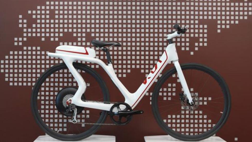Kia presenta bicicletas eléctricas en el Salón de Ginebra - 1