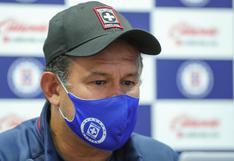 """Reynoso y un mensaje para la plantilla de Cruz Azul: """"Para muchos puede ser la última oportunidad"""""""