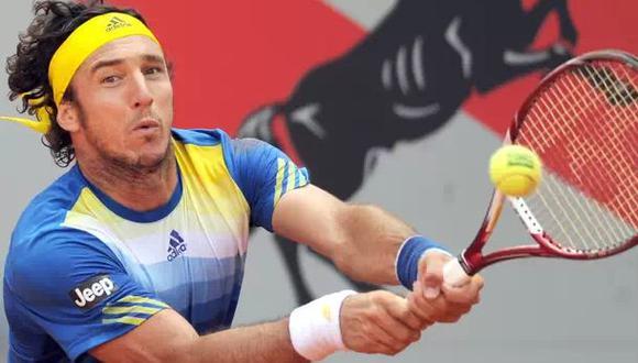 Mónaco venció fácilmente a Pouille y avanzó en Roland Garros
