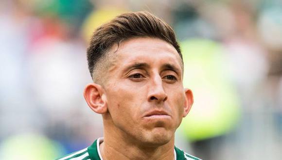 El mexicano se sometió a una cirugía en la nariz y orejas antes de regresar a los entrenamientos con su club, Porto. Las últimas informaciones lo relacionan con Inter de Milán. (Foto: internet)