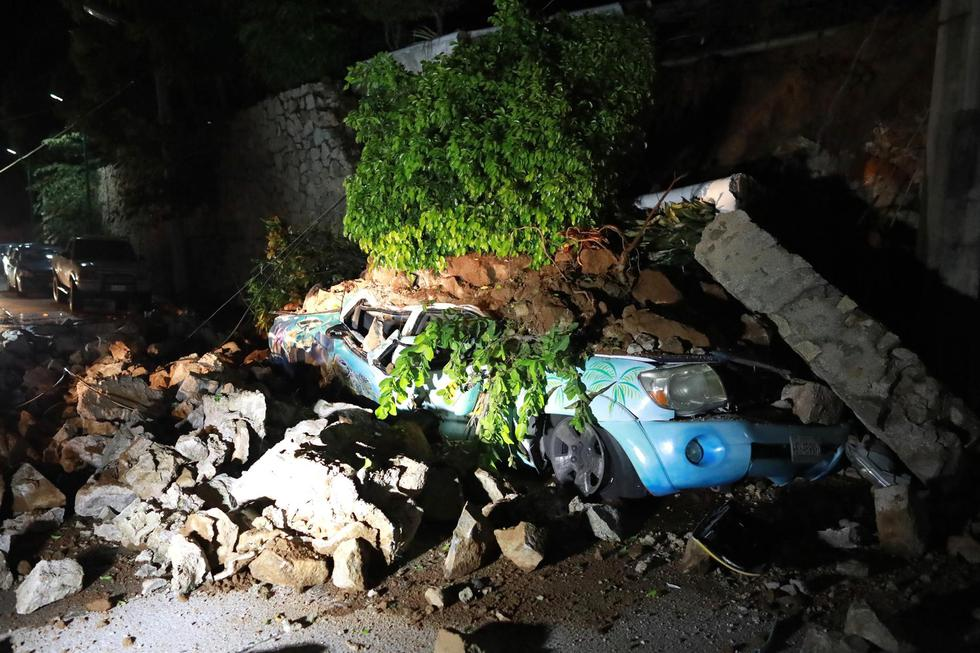 Sismo en México de magnitud 7,1 EN VIVO hoy última hora del temblor con  epicentro en Acapulco del martes 7 de septiembre CDMX   Ciudad de México    MX   Terremoto  