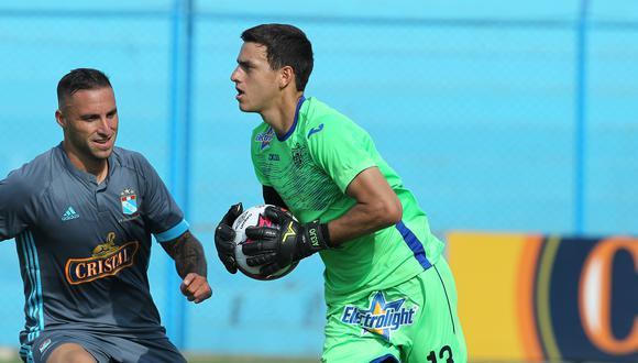 Duarte, de 26 años, pasó por Juan Aurich, Cienciano, Municipal, San Martín, Lobos BUAP, Zacatepec y Sportivo Luqueño antes de arribar a Sporting Cristal. (Foto: GEC)