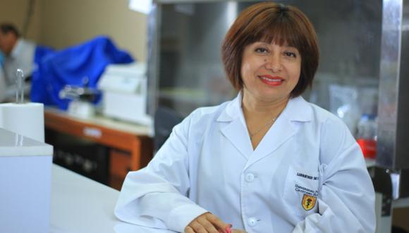 La investigadora Lady Murrugarra tiene a su cargo un proyecto de telemedicina y capacitación a distancia. (Foto: Archivo personal)