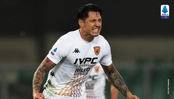 Ambos equipos llevan sumados 15 puntos en la Serie A. El ítalo-peruano Gianluca Lapadula será de la partida en Benevento. (Foto: Twitter Benevento)