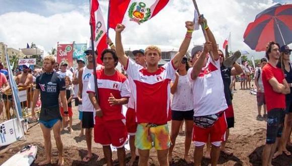 Surf: Perú se coronó campeón de Mundial ISA en Costa Rica