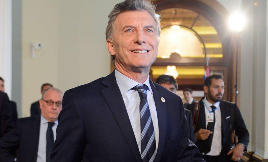 Argentina | Mauricio Macri se aumenta el sueldo en 25% en medio de la crisis económica. (Bloomberg)