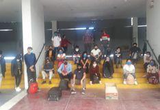 Coronavirus en Perú: ciudadanos de Puno refugiados en Arequipa protestan por condiciones de albergue