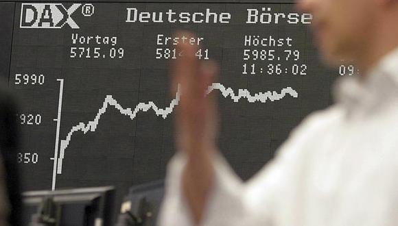 En Frankfurt, el índice DAX 30 progresó 0.25% y quedó en 11,515.64 puntos. (Foto: Reuters)