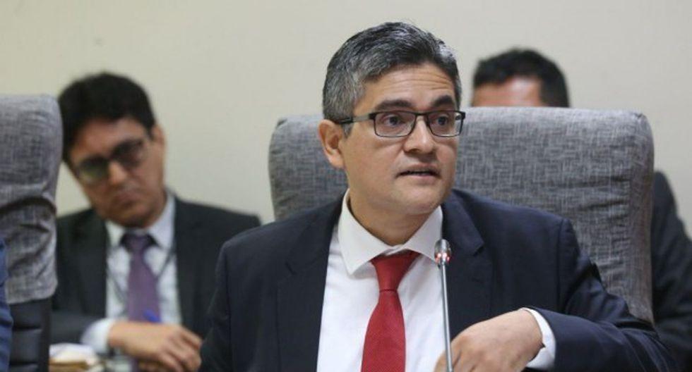 Pérez llevaba el caso desde el 12 de setiembre del 2017. (Foto: Congreso de la República)