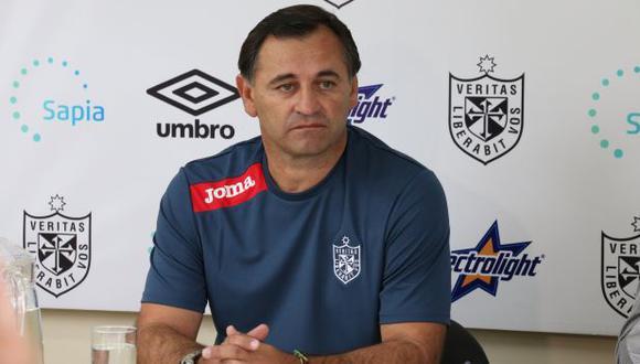 Carlos Bustos intentará regresar a Alianza Lima a la Liga 1. (Foto: Club USMP)